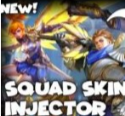 Squad Skin injector